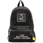 Black 'The Pictogram' Backpack