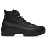 Black All Star Lugged Winter Gore-Tex® High Sneakers