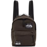 Brown Eastpak Edition Mini Patches Backpack