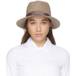 Tan Andre Straw Hat