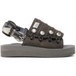 Black Suicoke Edition Mura-SP Sandals