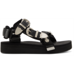 Black Suicoke Edition Depa-SP Sandals